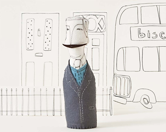 Charles the Plushie by MummySam