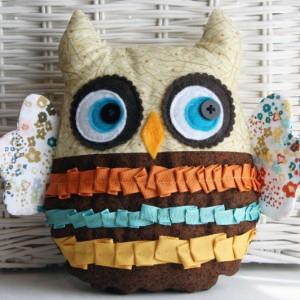 owliver plushie pattern by patti