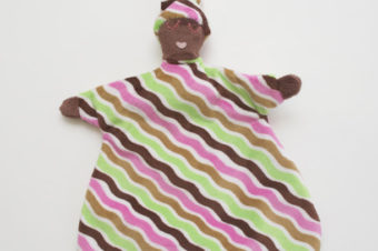 Little Lovely Doll Plushie Pattern by Sew Can Do