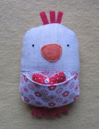 Love Bird Tutorial by Molly Chicken