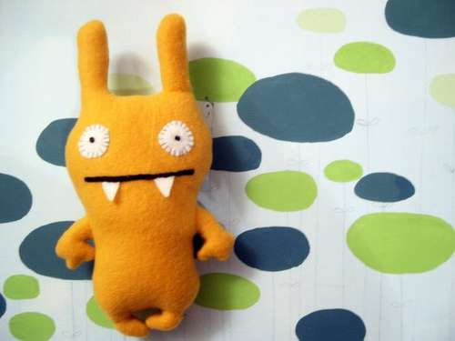 Friends are Easy to Make Plushie Patterns by Instructables