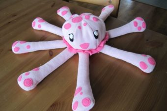 Clara Plushie Pattern by Princess Jellyfish