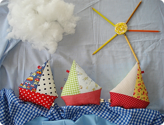 Ships Ahoy by Sew and the City