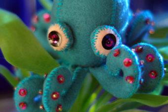 Sigmund the Octopus by Futuregirl