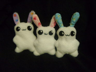 Juggling Snuggling Rabbits by Instructables