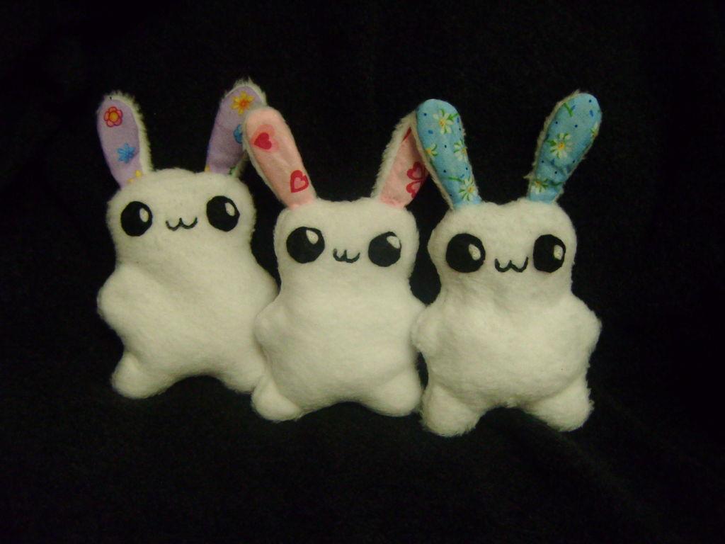 juggling snuggle bunnies