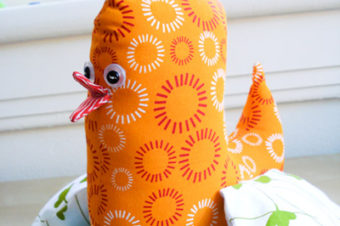 Spring Chicken by Bad Skirt on Sew Mama Sew