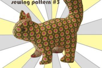 Squirrel Plush Pattern by Matsutake