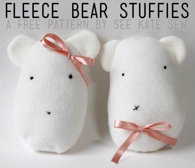 fleecebearstuffie