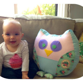 Ravelry: Owls Two Ways (knit) pattern by Ana Clerc