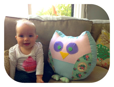 sewing owl pattern