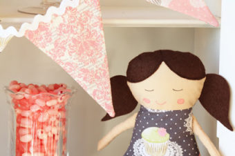 Rag Doll Pattern by Girl Inspired