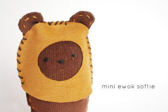 Ewok Pattern by Wild Olive