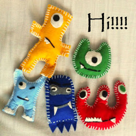 stuffed monsters monsters inc. toys
