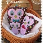 Sew an Owl Stuffed Animal