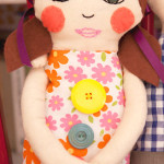 How to Make a Rag Doll- Girl