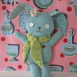 Stuffed Dinosaur Plushie Pattern by Monkey See Monkey do