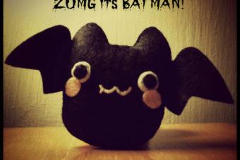 Bat Pattern for Halloween