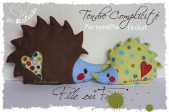 Hedgehog Stuffed Animal Pattern