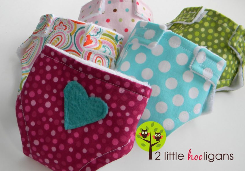 Doll Accessories -Diapers and Wipes tutorial