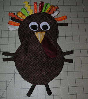 Plushie Turkey time! A Thanksgiving Tutorial