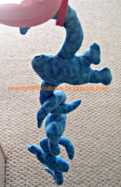 monkey in a barell plush tutorial
