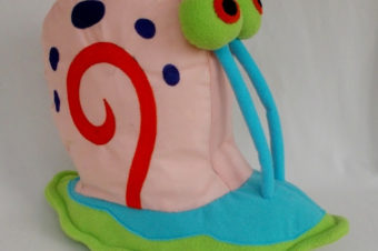 How to make a Snail Softie