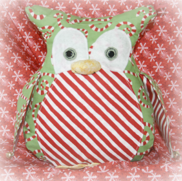 Winter Owl Plush Pattern