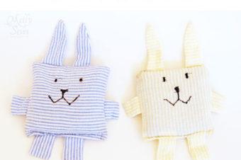 Bunny Bean Bags- boo boo bunnies