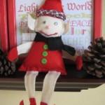 Elf on the Shelf Doll Tutorial Free!