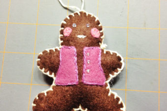 Gingerbread Doll Pattern