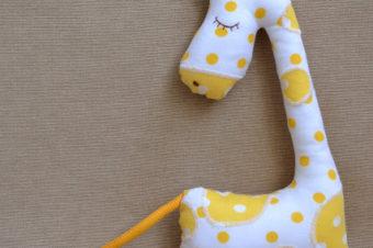 Giraffe Plushie Tutorial