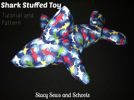 stuffed shark tutorial- free pattern |plushie patterns