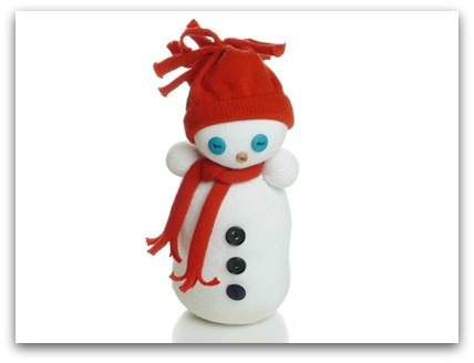 Snowman Doll Pattern- Won't melt!