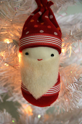 Sock Doll- TomTem