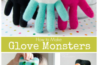 How to Make Glove Monsters