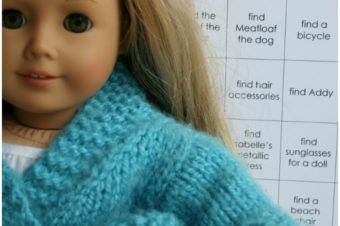 American Girl Doll Scavenger Hunt Printable