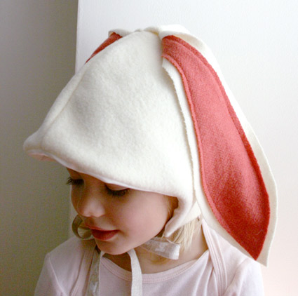 bunny hat and rabbit paws tutorial | plushie patterns #freepattern #easter
