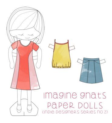 Paper Dolls Printable