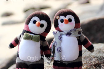 Sock Penguin Tutorial