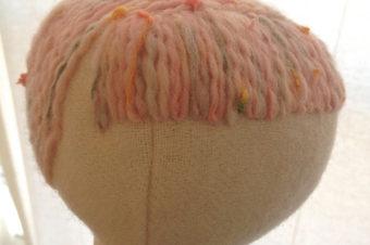 Yarn Hair Tutorial