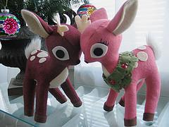 Reindeer Plushie Pattern