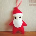 Santa Doll Tutorial