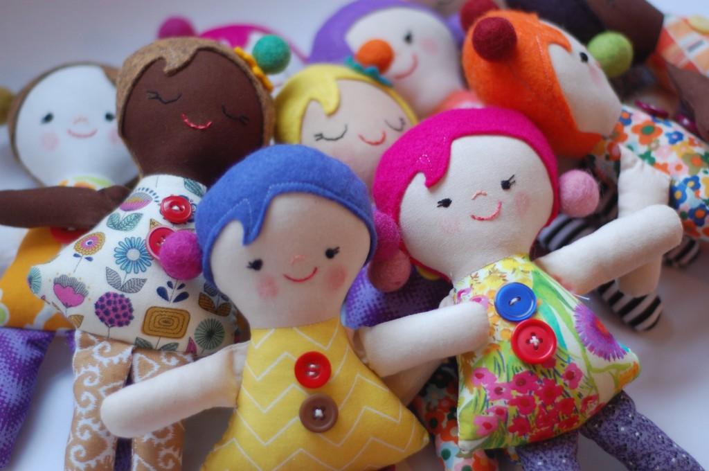 free doll pattern