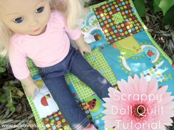 Doll Blankets and Tutorials