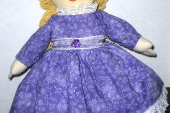 Topsy Turvy Doll Pattern