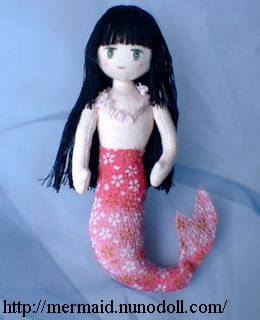 How to make a Mini mermaid