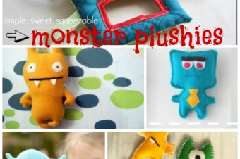 16 Plushie Monsters