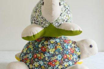 Myrtle the Purl Turtle Stuffed Animal