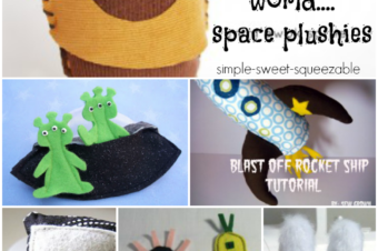 10 Out of this world Dolls and Plushies